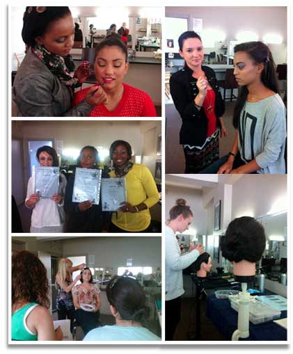 makeup courses, Make-up Stars Cape Town (Sea Point)