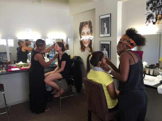 Professional Makeup Courses Cape Town
